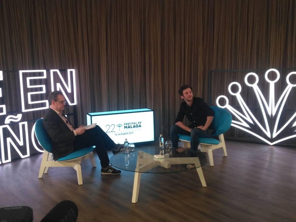 Raúl Arévalo: Gracias a Málaga descubrí que un actor podía ser director