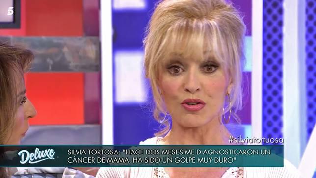 Silvia Tortosa abre su corazón para narrar su lucha contra el cáncer