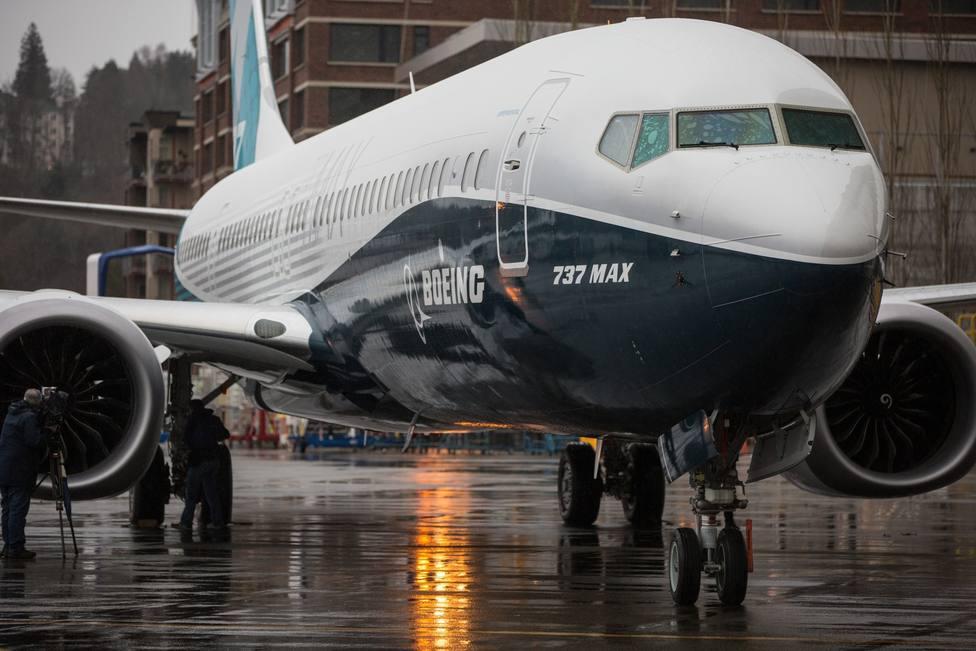 Boeing completa la actualización del software del 737 MAX y se prepara para el vuelo de certificación final