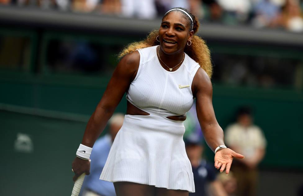 Serena Williams: Sigo siendo increíblemente competitiva