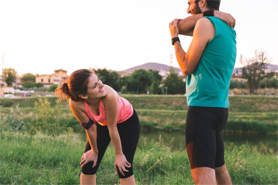 Utilizar el deporte como una salida para el estrés puede ayudar a los estudiantes a hacer ejercicio, según un estudio