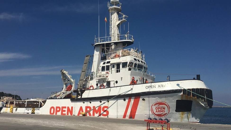 Open Arms dice que más vale tarde que nunca pero cree que se podían haber evitado 14 días de sufrimiento