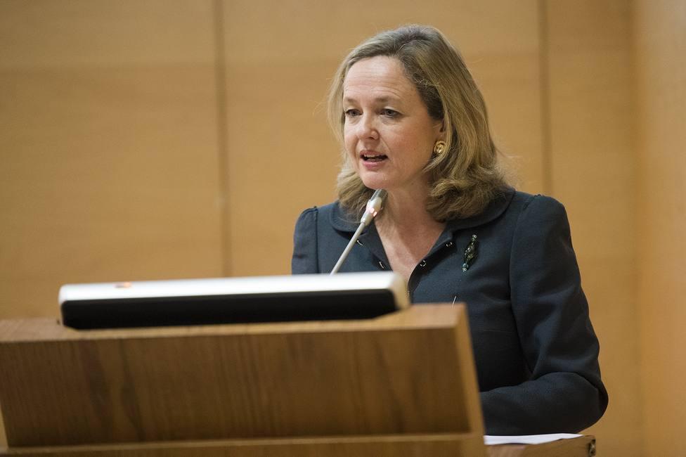 Calviño pide no prejuzgar la opinión del TJUE sobre el IRPH y pone el énfasis en los tribunales españoles