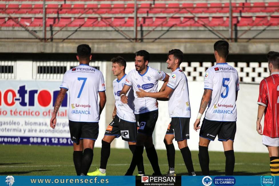 Jugadores Ourense CF
