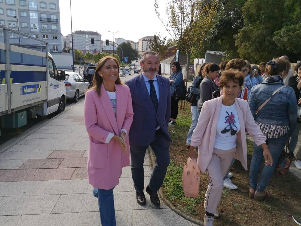 La Xunta garantiza la seguridad en los colegios en obras pese a quejas de los padres