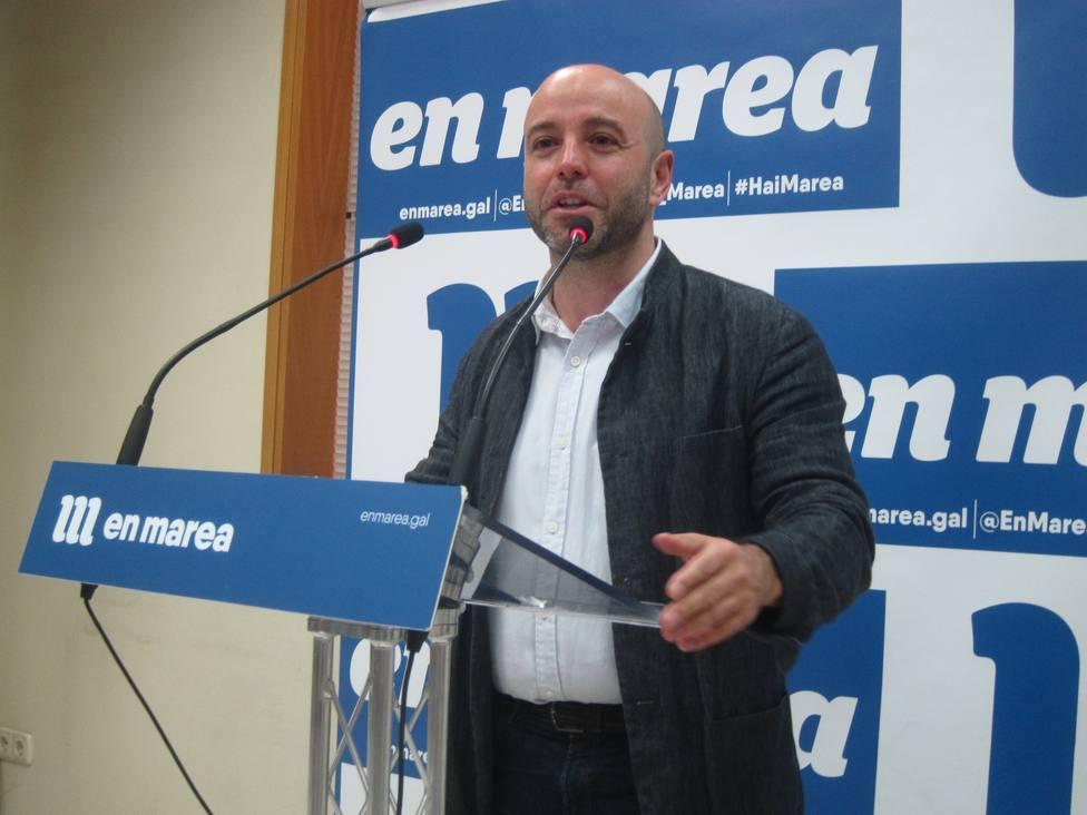 """Villares propone en San Cibrao un """"estatuto eléctrico general"""" para empresas y particulares"""