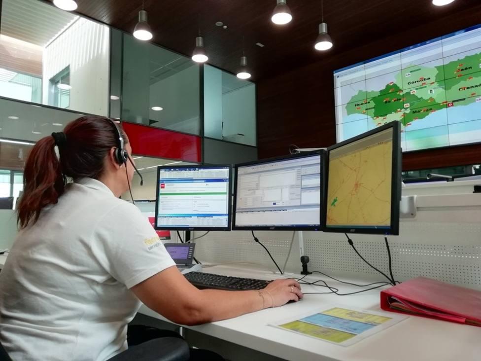 El 112 gestiona 59 incidencias relacionadas con el temporal en la provincia de Granada