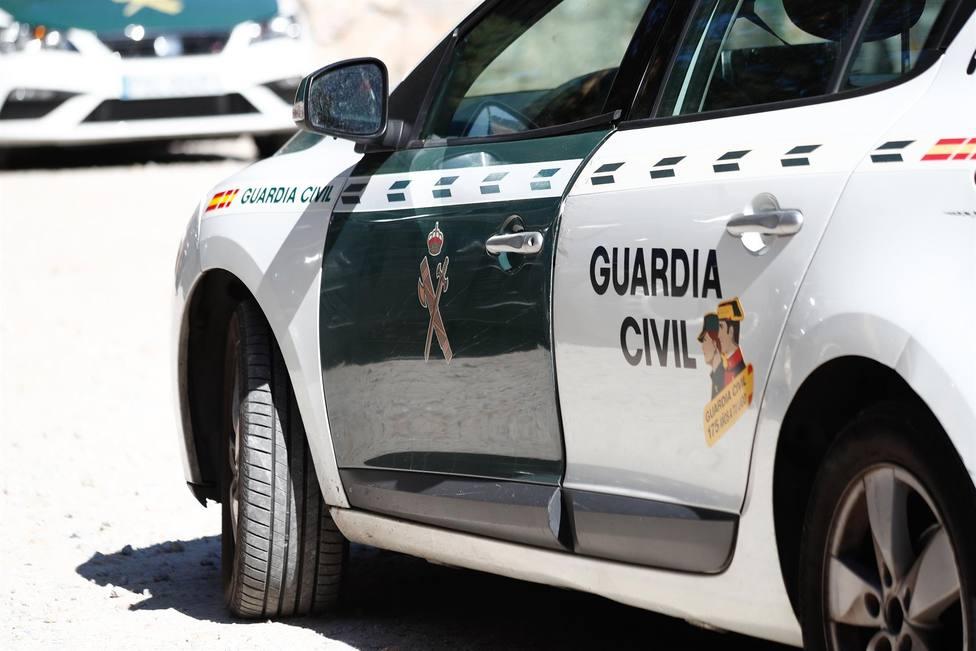 Fotografía Guardia Civil