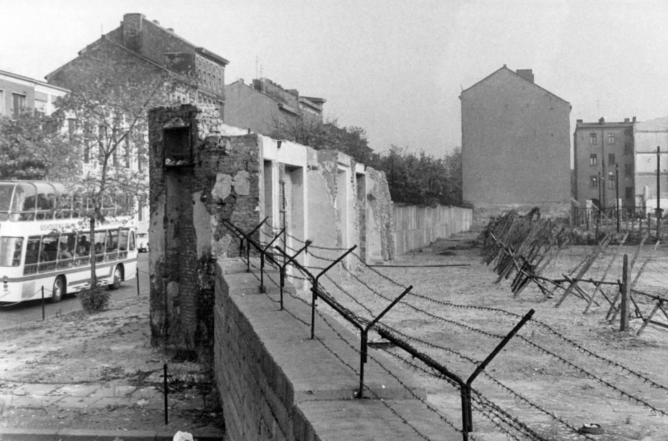 10 curiosidades sobre el Muro de Berlín que seguramente desconocías