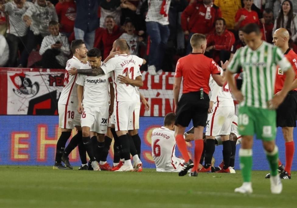 (Previa) El Sevilla quiere llevarse el derbi e instalarse en la Champions