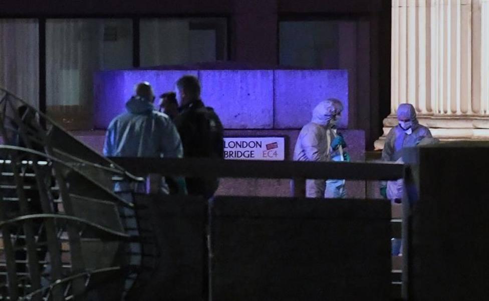 Mueren dos de los heridos en el atentado terrorista en el Puente de Londres
