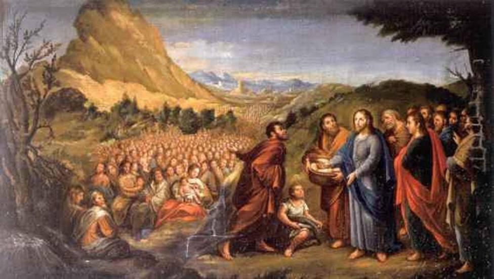 Evangelio 08 de enero: Dadles vosotros de comer