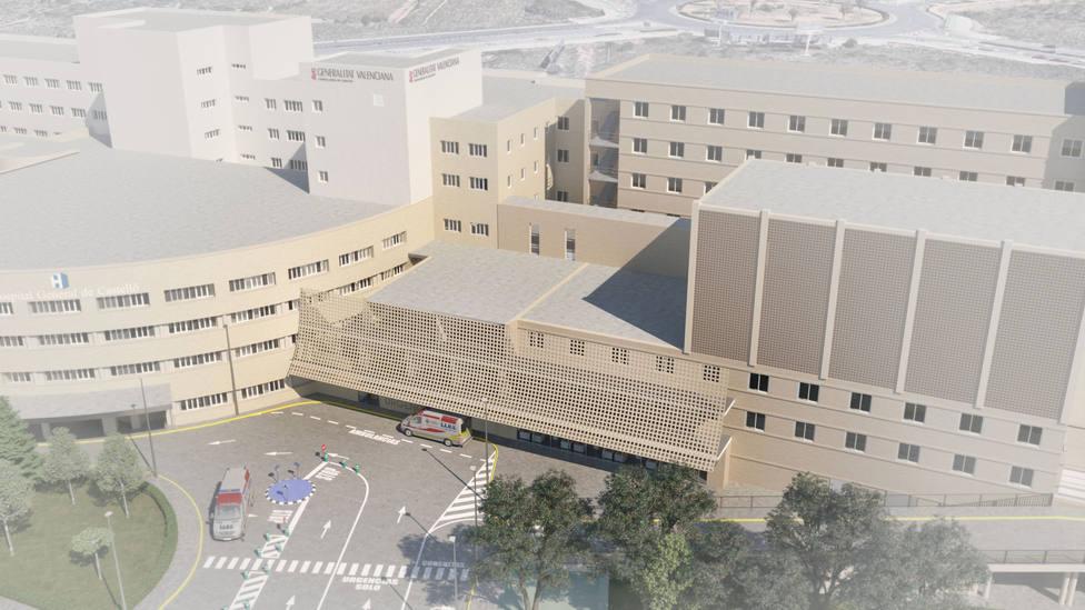 Urgencias Hospital General