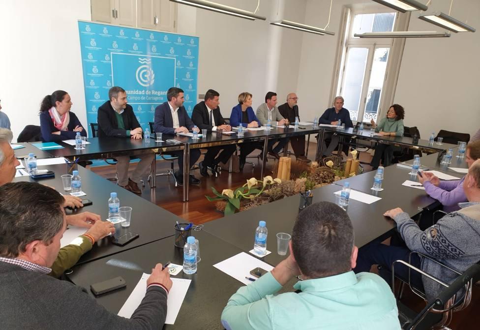Los regantes aseguran que excluir al Campo de Cartagena de los trasvases es ilegal