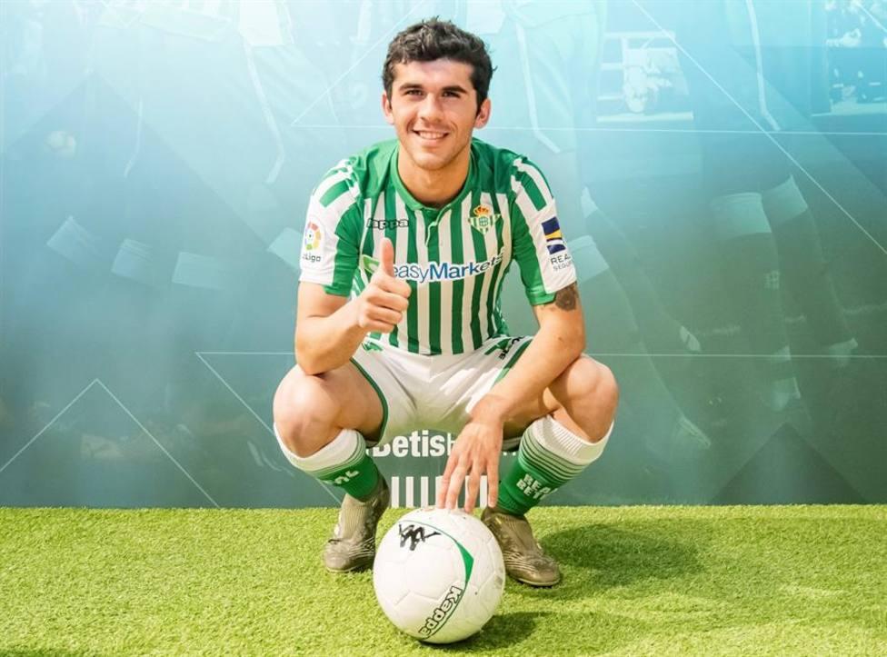 Carles Aleñá, refuerzo del Betis