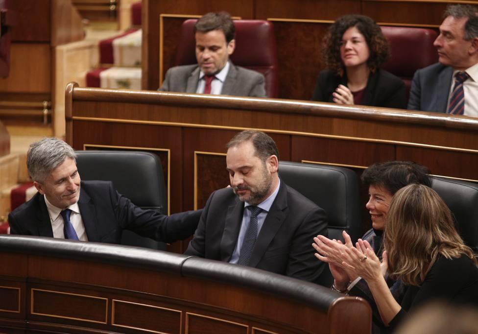 Marlaska asegura que Delcy Rodríguez no entró en espacio Schengen y que no dio instrucciones salvo cumplir la ley