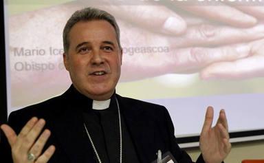 Mons. Mario Iceta, miembro de la Comisión Ejecutiva: obispo de talante amable pero firme en sus convicciones