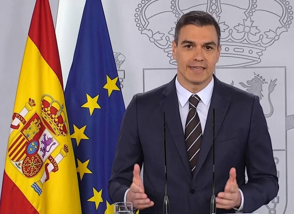 Sánchez culpa al PP de su pacto con Bildu: Lo podrían haber evitado votando la prórroga