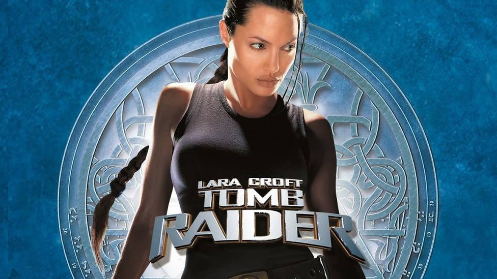 La película Tomb Rider está protagonizada por Angelina Jolie
