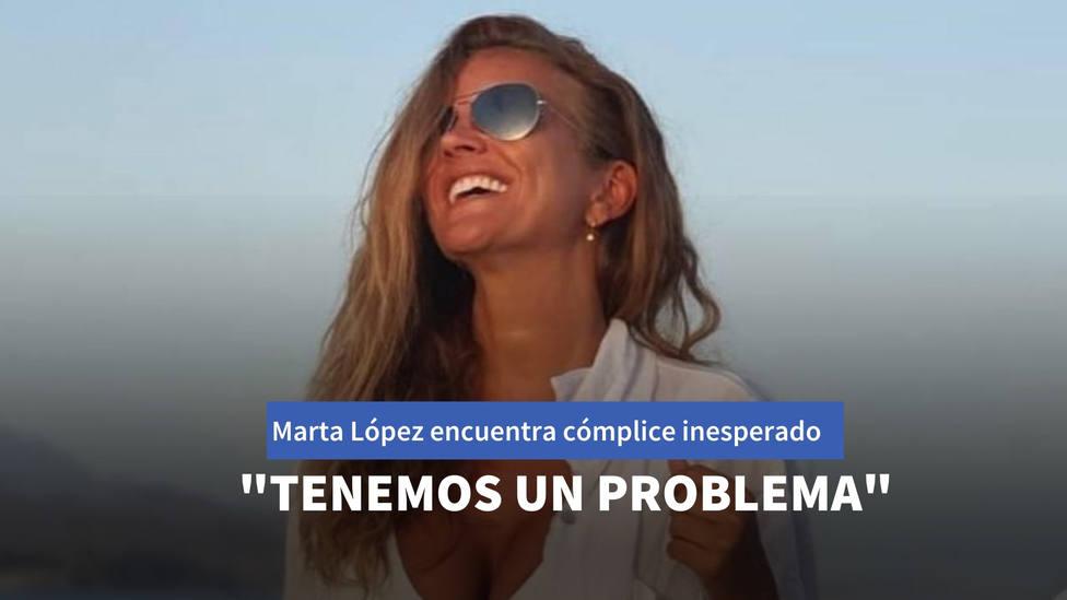 Marta López encuentra el cómplice más inesperado tras ser despedida por Mediaset