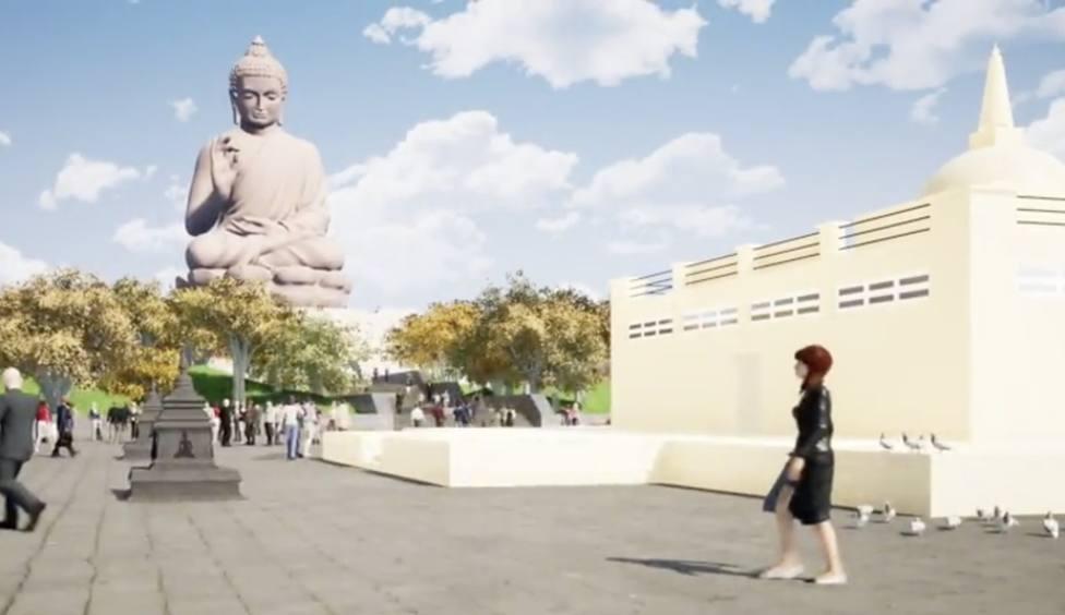 Ecologistas recelan de proyecto budista en Arropez: ¿Nuevo Valdecañas? y Ayuntamiento defiende la zona ZEPA