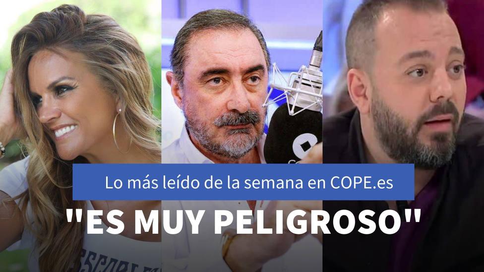 Los peligros que ve Herrera a un pacto del PP con el embustero Sánchez, entre lo más leído de la semana