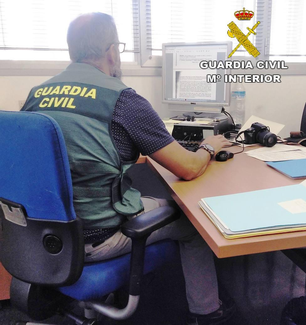 La Guardia Civil ha logrado detener a la abogada que reside en Castellón de la Plana