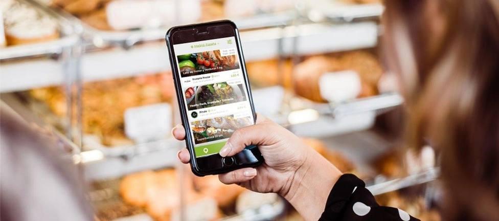 Una app española evita el desperdicio de comida y ayuda a familias vulnerables
