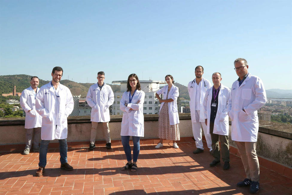Investigadores de la Unidad de Epilepsia del Servicio de Neurología del Hospital Universitario Vall d'Hebron.