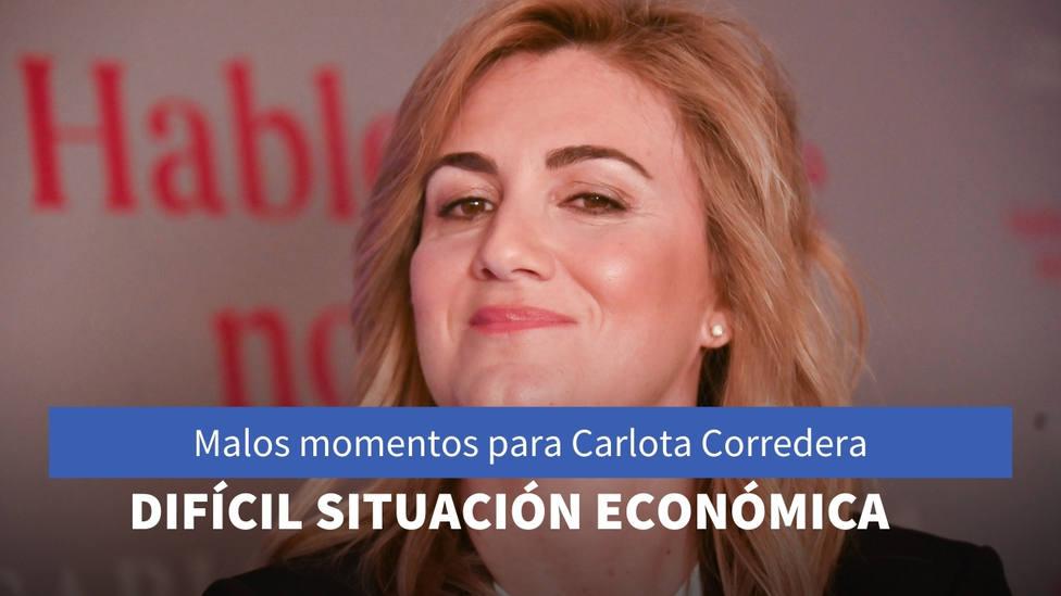 El duro varapalo para Carlota Corredera que pueda condicionar su futuro en la televisión