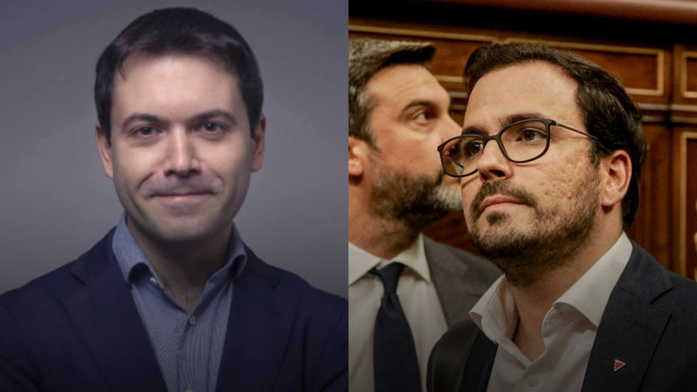 El bofetón económico de Juan Ramón Rallo al ministro Alberto Garzón: Un gráfico interesante...