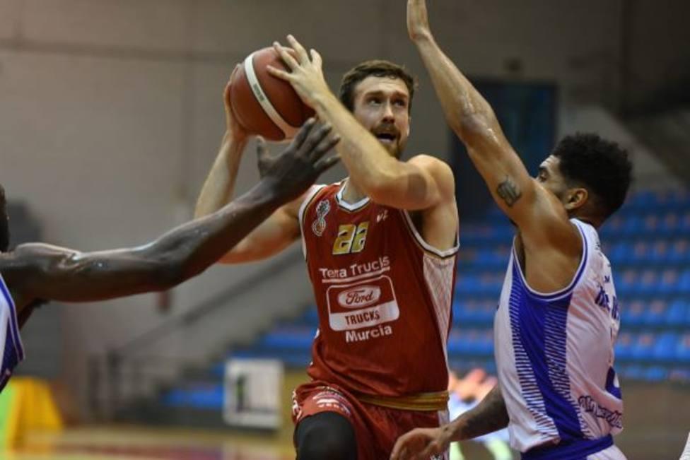 Victoria ajustada de Real Murcia Baloncesto ante Almansa (65-63)
