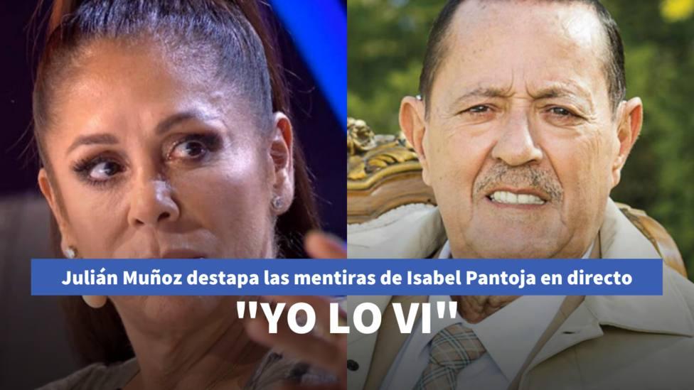 Isabel Pantoja y Julián Muñoz