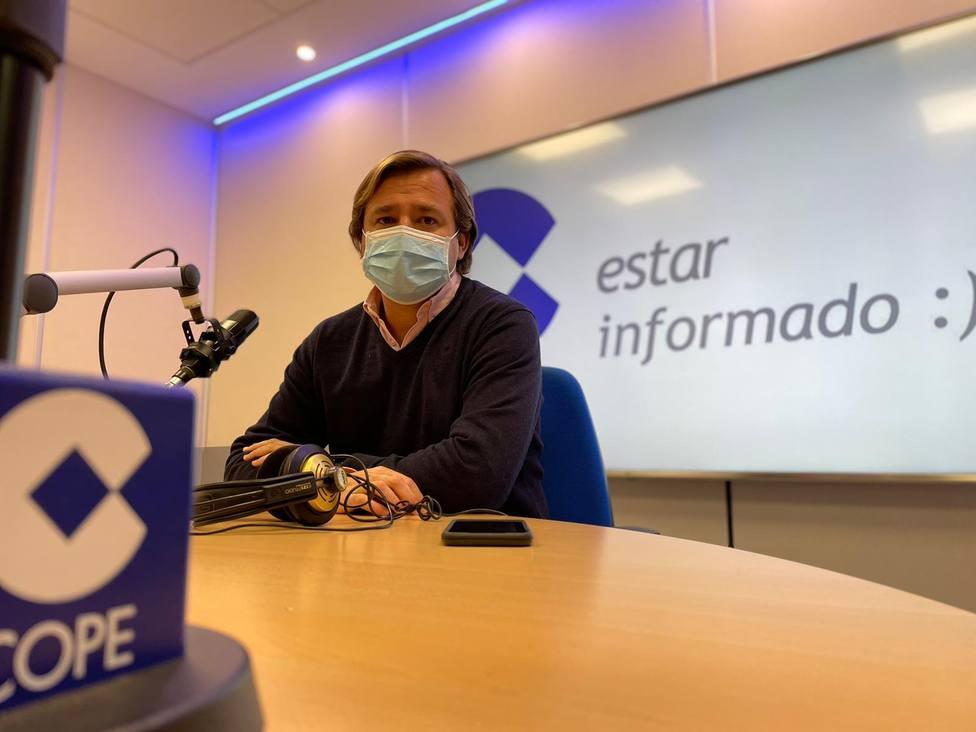 La Junta de Andalucía retomará a vacunación en Córdoba este martes