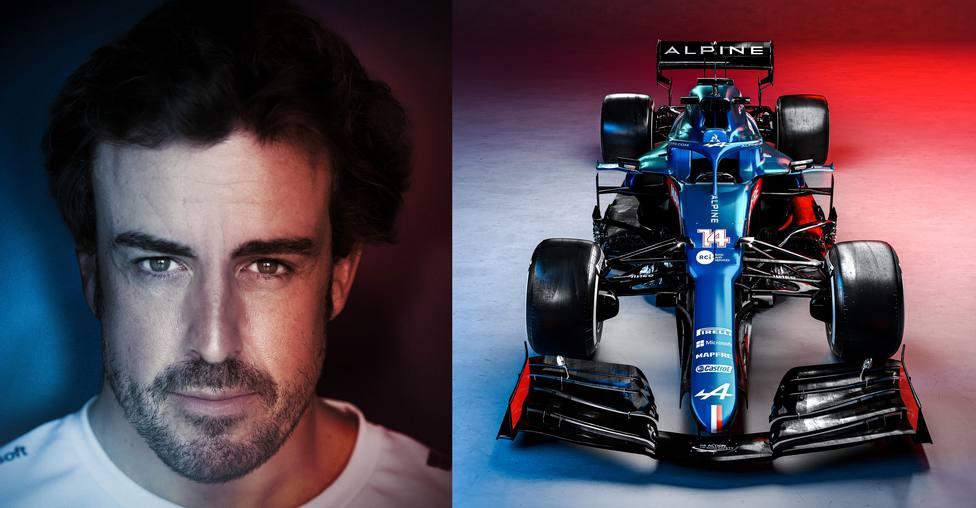 Fórmula 1.- Alonso: Estoy muy motivado y es muy especial volver a donde conquisté tanto