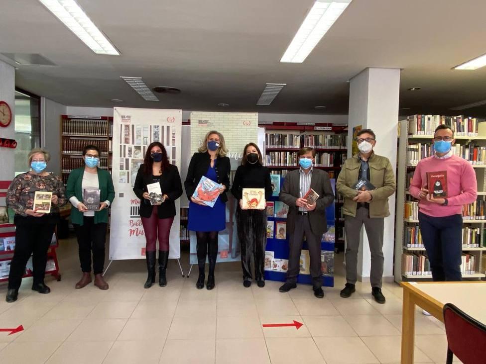 Las Bibliotecas de Murcia dedican una programación especial por el Día Internacional de la Mujer