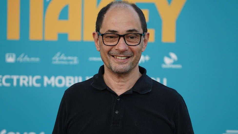 El actor fue ingresado en la UCI a principios de febrero por coronavirus