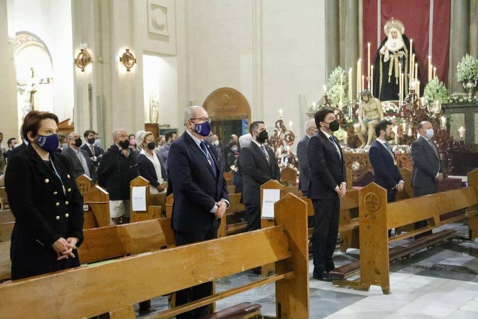 Martes Santo: celebraciones y actos litúrgicos para hoy en Alicante