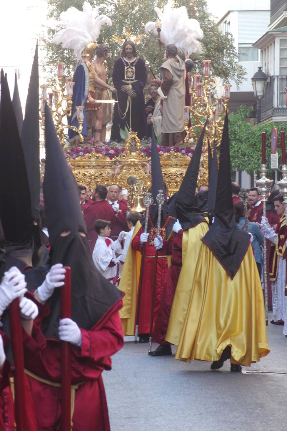 Una de las imágenes más esperadas del Martes Santo malagueño.