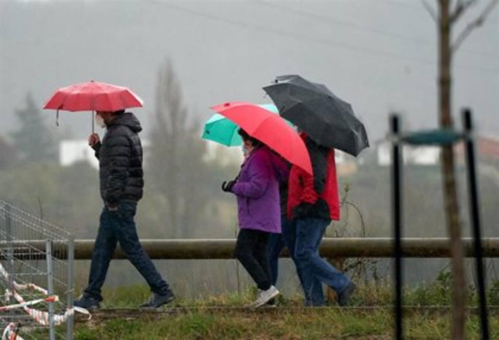 mal tiempo Euskadi