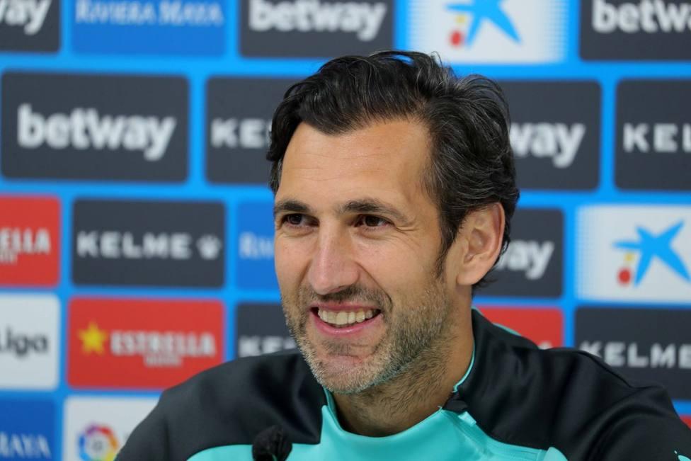 Diego López: Lo importante es que el Espanyol esté en Primera, con o sin mí