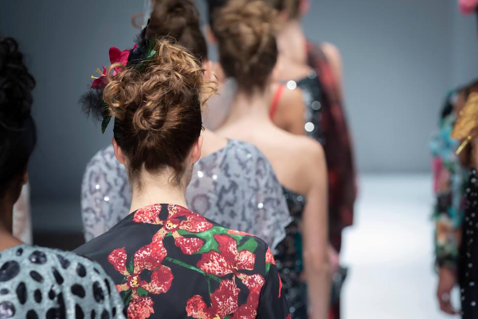 Madrid es Moda se inaugura en el Paseo del Prado de Madrid