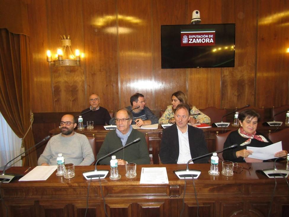 PSOE Zamora - Pleno Diputación