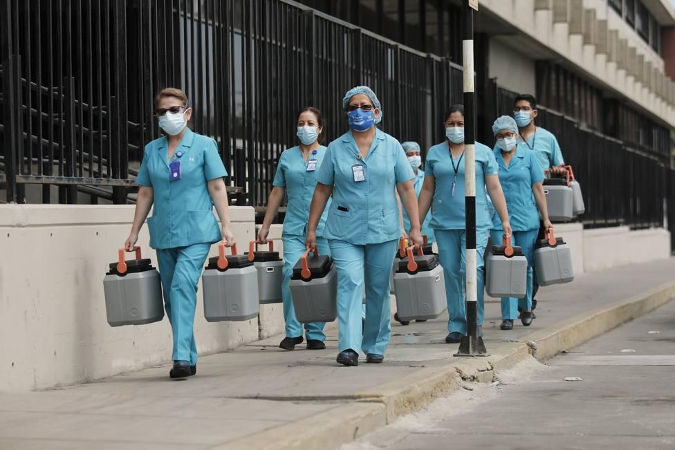 La eficacia de la vacuna china de Sinopharm, en cuestión