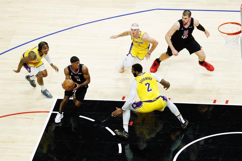 Los Ángeles Clippers vs Los Ángeles Lakers