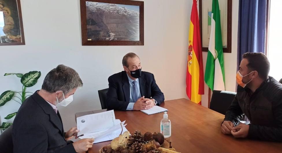Granada.- Dimite el alcalde de Trevélez, de Cs, al que relevará en el cargo Adrián Gallego, del PP, por un dos más dos