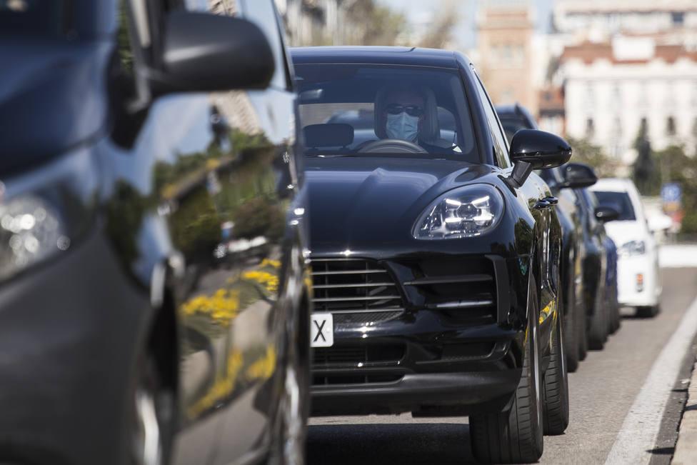 Siete fallecidos en las carreteras españolas en lo que va de fin de semana