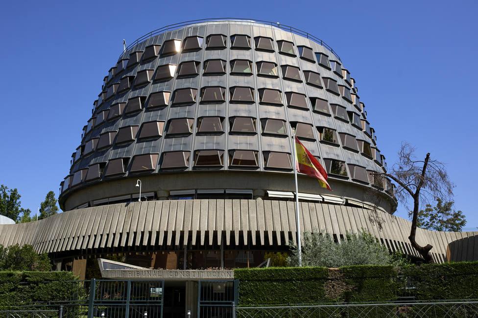 El Tribunal Constitucional debatirá en el Pleno la constitucionalidad del primer estado de alarma