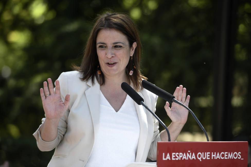 Adriana Lastra coordinará el 40 Congreso del PSOE junto a Santos Cerdán como adjunto