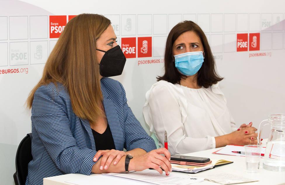 Virginia Barcones aborda la repercusión de los fondos europeos en Burgos